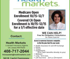 Health Markets Insurance – Felicia Minazadeh
