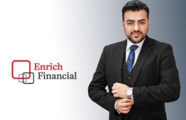 Enrich Financial Arian Eghbali