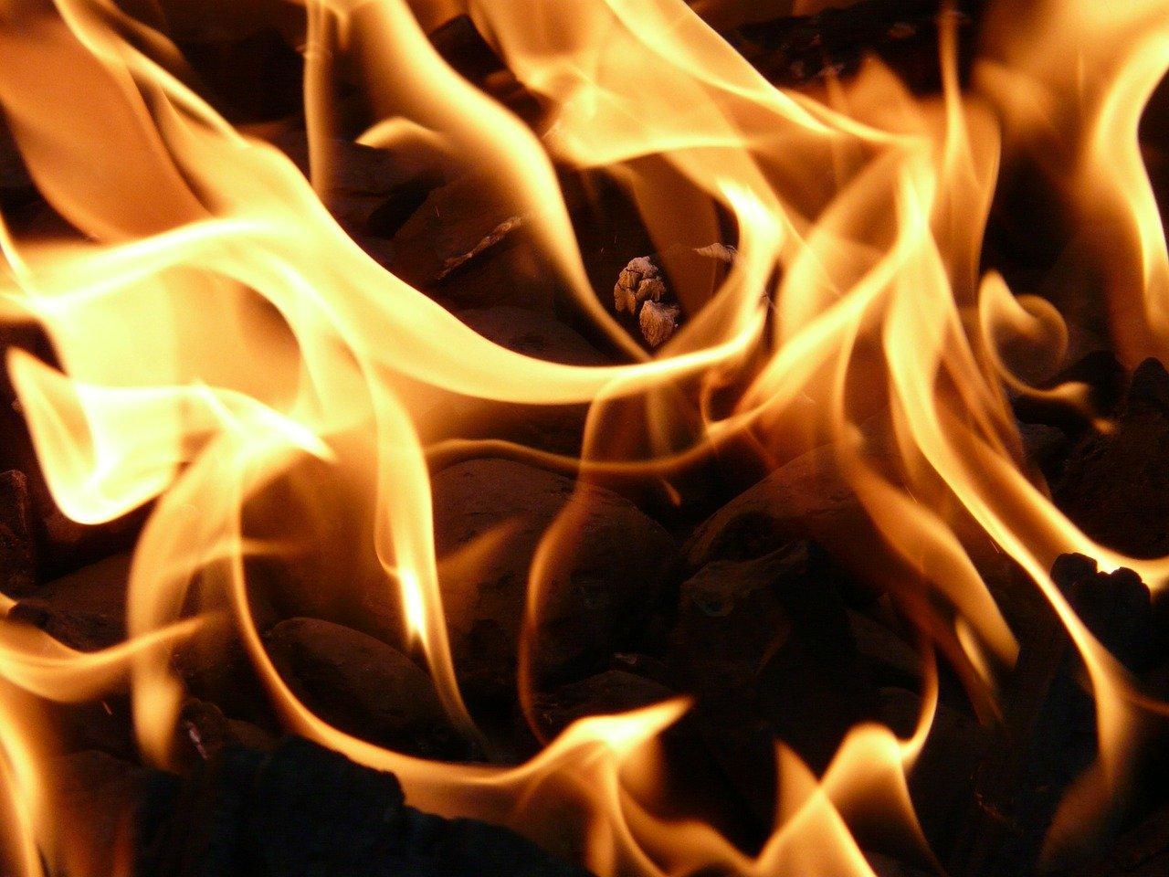 آتش سوزی در سن حوزه