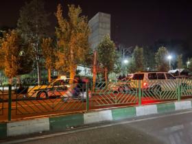 انفجار در تهران